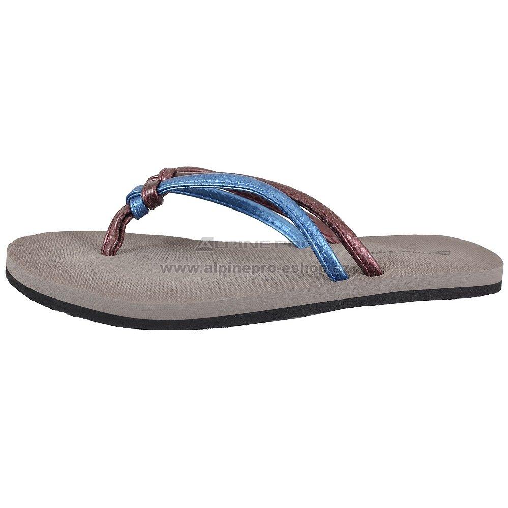 9d436a001ce8 Dámská letní obuv ALPINE PRO PRYRE ŠEDÁ velikost  36 ( 3