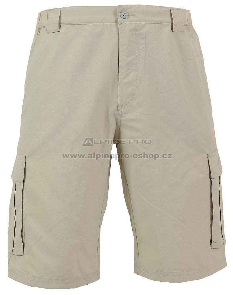 0e13031767c Pánské šortky ALPINE PRO LEXIN BÍLÁ velikost  44   ALPINEPRO-ESHOP.cz