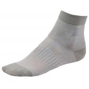 Dětské ponožky ALPINE PRO 3RAPID 3 páry BÍLÁ