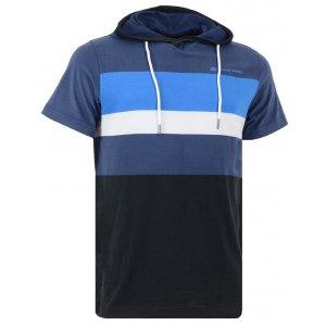 Pánské triko s krátkým rukávem ALPINE PRO GREB TMAVĚ MODRÁ