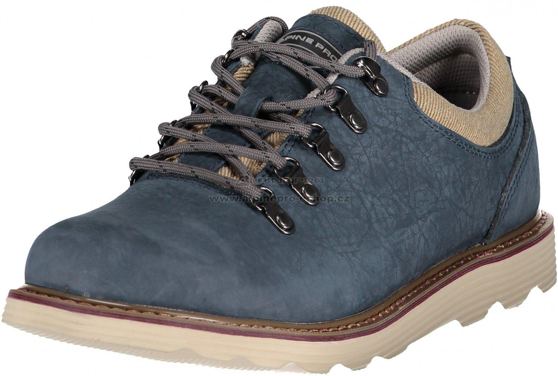 30e000b177 Pánská obuv ALPINE PRO TATUY TMAVĚ MODRÁ velikost  44 ( 9