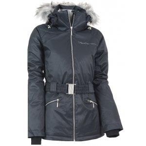 Dámská zimní bunda ALPINE PRO MEMKA ČERNÁ