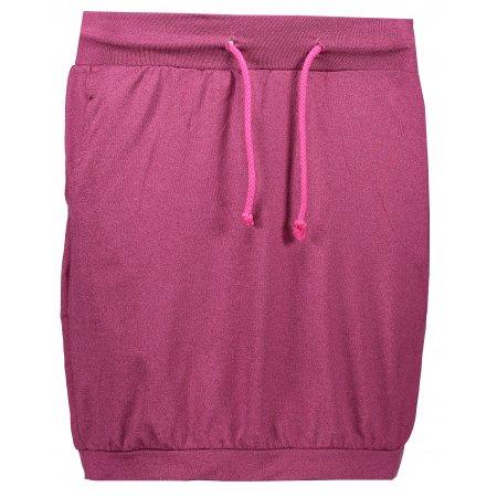 Dámská sukně ALPINE PRO COCHETA LSKJ034 RŮŽOVÁ