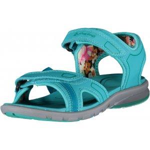Dámské sandále ALPINE PRO GOBINDA LBTJ129 MODRÁ
