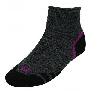 Ponožky ALPINE PRO GENTIN USCK023 RŮŽOVÁ