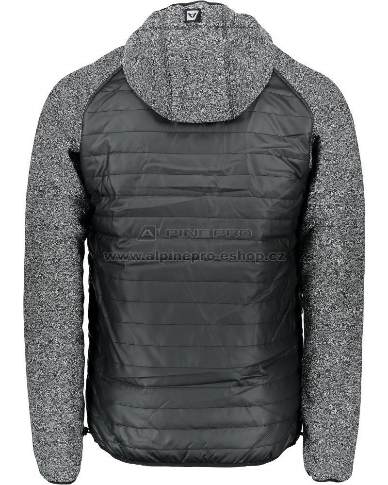 Pánská podzimní bunda ALPINE PRO NISIF MJCK223 ČERNÁ velikost  XXXL ... 99ffd193b6