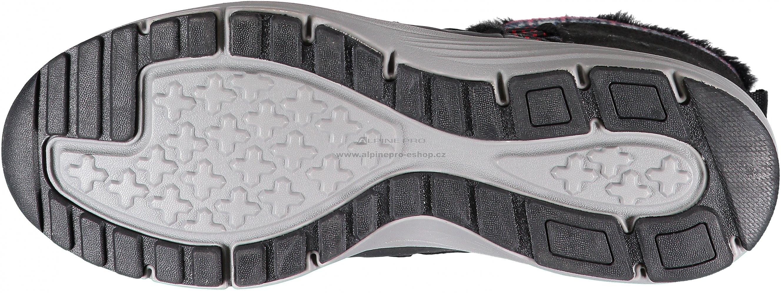 c652743ed2bb Dámské zimní boty ALPINE PRO DARLEEN LBTK145 ČERNÁ velikost  EU 39 ...