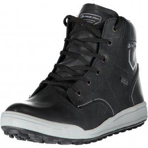 Pánské kotníkové outdoor boty ALPINE PRO TILL MBTK119 ČERNÁ