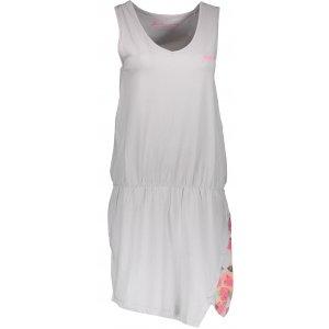 Dámské šaty ALPINE PRO YAVARA 2 LSKL095 SVĚTLE ŠEDÁ