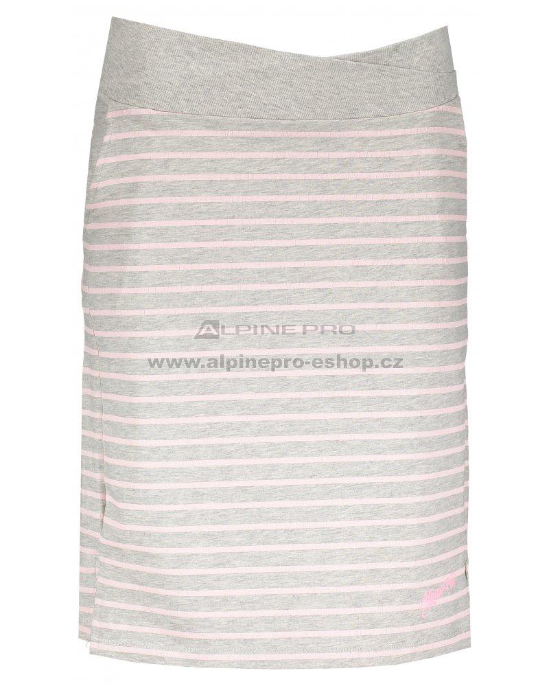 Dámská sukně ALPINE PRO MANIQUA 2 LSKL097 SVĚTLE ŠEDÁ velikost  L ... 66a813b2f6