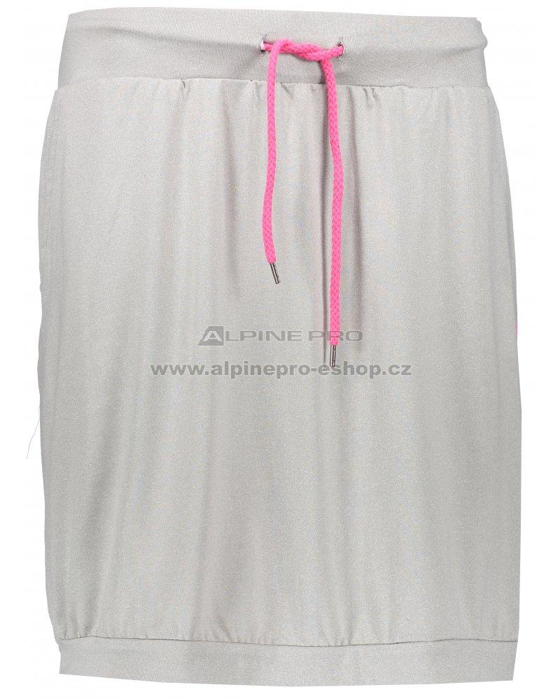 Dámská sukně ALPINE PRO COCHETA LSKL034 SVĚTLE ŠEDÁ velikost  L ... 58b9b83ebd