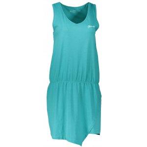 Dámské šaty ALPINE PRO YAVARA 2 LSKL095 MODRÁ