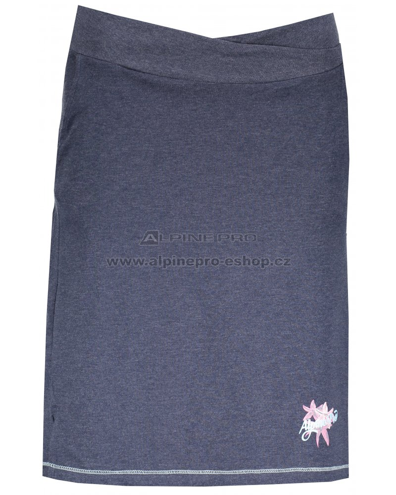 Dámská sukně ALPINE PRO MANIQUA 2 LSKL097 TMAVĚ MODRÁ velikost  XS ... 356fbb0fee