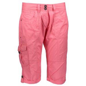 Dámské 3/4 kalhoty ALPINE PRO MOOCA LPAL278 RŮŽOVÁ
