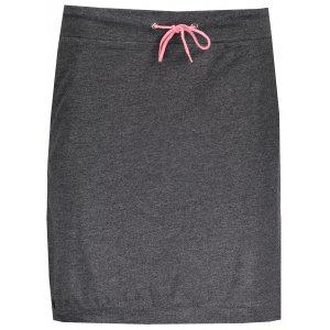 Dámská sukně ALPINE PRO KARACA LSKL136 ČERNÁ