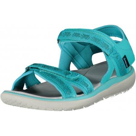 Dámské sandále ALPINE PRO MOLLY LBTL165 MODRÁ