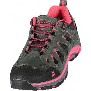 Dámské boty ALPINE PRO CHELIN UBTL154 TMAVĚ RŮŽOVÁ 15a9dee618