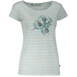 Dámské tričko s krátkým rukávem ALPINE PRO DIONE 5 LTSL283 SVĚTLE MODRÁ