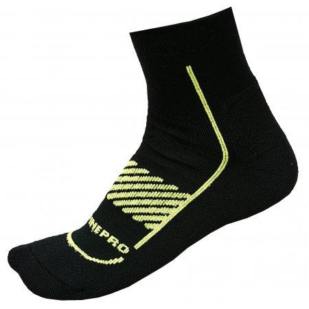 Ponožky ALPINE PRO AMIRAH 2 USCM044 ZELENÁ