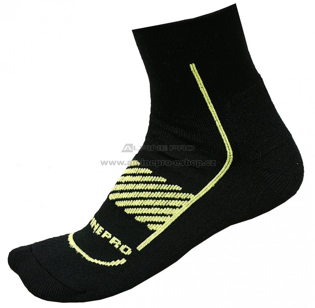 3a0c35a668e Ponožky ALPINE PRO AMIRAH 2 USCM044 ZELENÁ velikost  L   ALPINEPRO ...