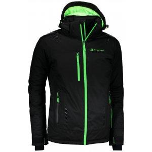 Pánská lyžařská bunda ALPINE PRO MIKAER 2 MJCM306 ČERNÁ