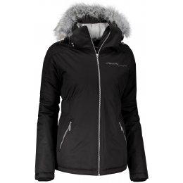 Dámská zimní bunda ALPINE PRO MEMKA 3 LJCM288 ČERNÁ