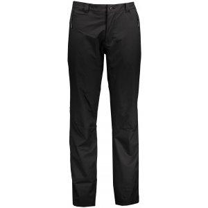 Pánské softshellové kalhoty ALPINE PRO OLWEN 2 MPAM280 ČERNÁ