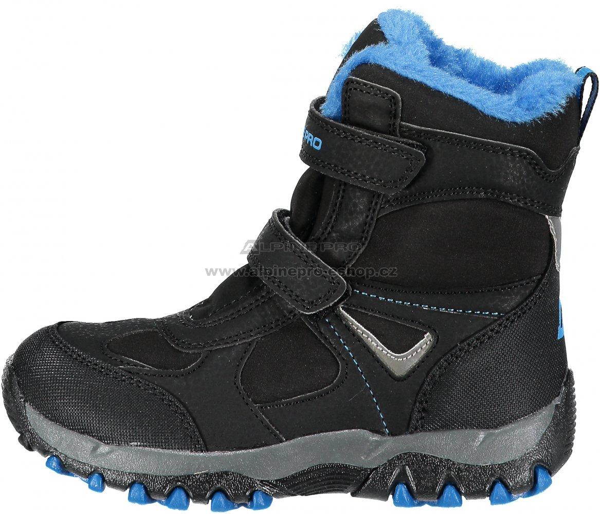 f053f22f7e9 Dětské zimní boty ALPINE PRO WANO KBTM169 MODRÁ velikost  22 ...