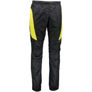 Pánské zateplené kalhoty ALPINE PRO HUW 2 MPAM281 ČERNOZELENÁ