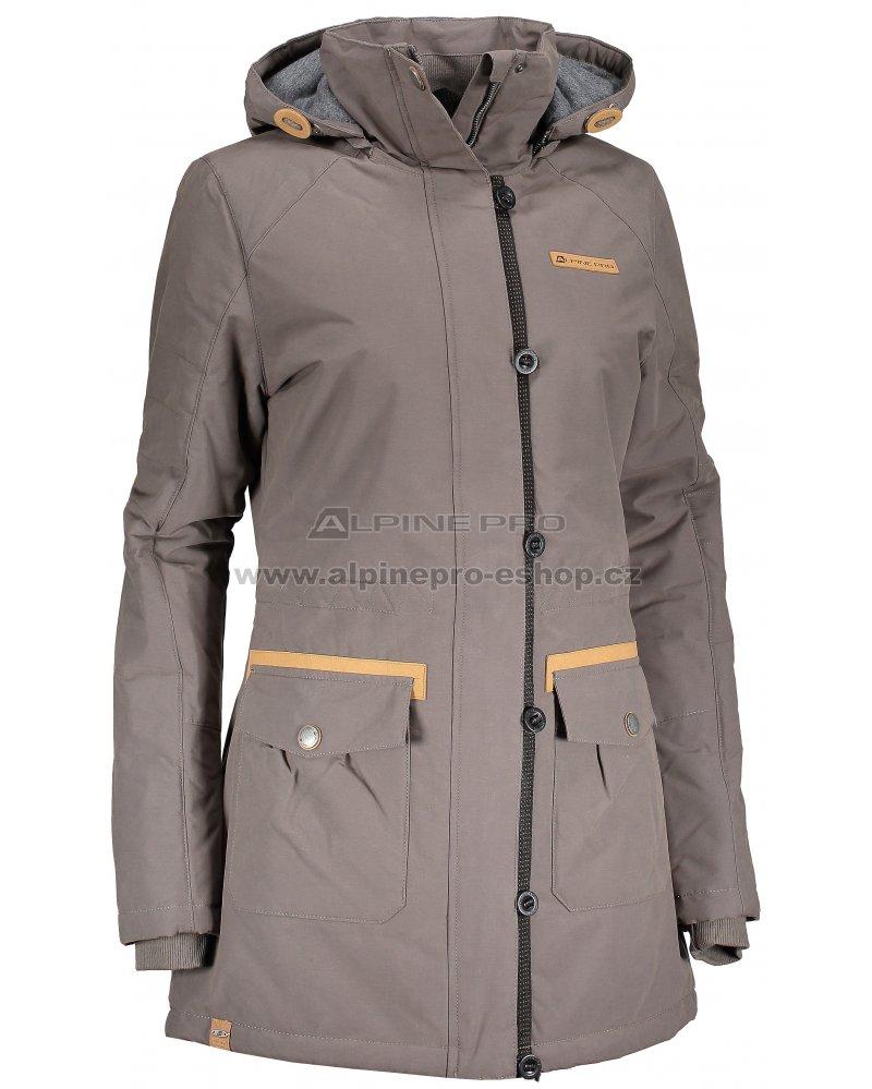 8c06b28adc57 Dámský kabát ALPINE PRO EDITE 4 LCTM066 BÉŽOVÁ velikost  L ...