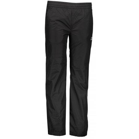 Dětské kalhoty ALPINE PRO SESTO 3 INS. KPAM103 ČERNÁ