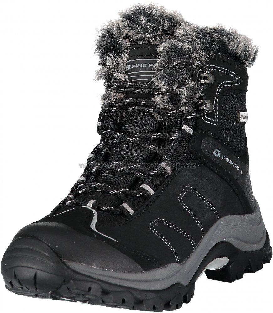 bf7e077231 Dámské zimní boty ALPINE PRO BORKA LBTM175 ČERNÁ velikost  EU 37 (UK ...