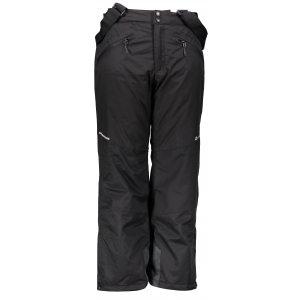 Dětské lyžařské kalhoty ALPINE PRO ANIKO 2 KPAM122 ČERNÁ