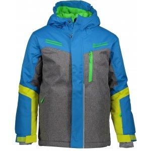 Dětská lyžařská bunda ALPINE PRO SARDARO KJCM122 MODRÁ