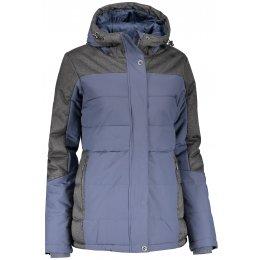 Dámská zimní bunda ALPINE PRO GABRIELLA 2 LJCM258 MODRÁ