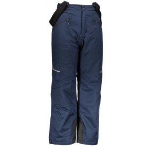 Dětské lyžařské kalhoty ALPINE PRO ANIKO 2 KPAM122 TMAVĚ MODRÁ