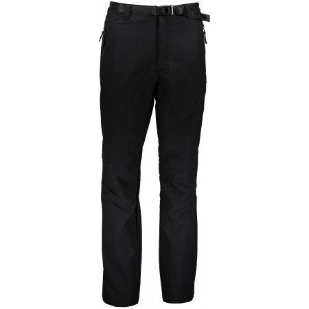 Pánské kalhoty ALPINE PRO CARB 2 MPAM149 ČERNÁ