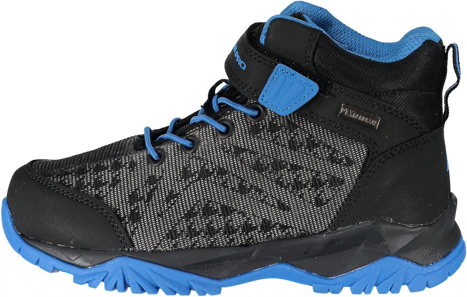 Dětská turistická obuv ALPINE PRO UGO KBTM171 MODRÁ velikost  30 ... a6917f68eb