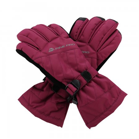Dámské zimní rukavice ALPINE PRO RENA LGLM014 FIALOVÁ
