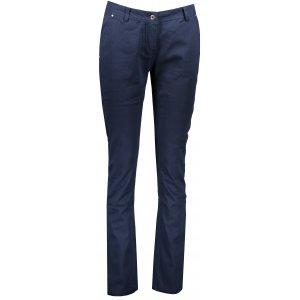 Dámské kalhoty ALPINE PRO CHINA INS. LPAM259 TMAVĚ MODRÁ