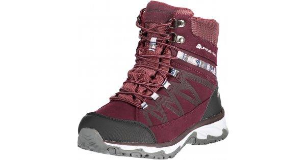 835ad27297c Dámská zimní obuv ALPINE PRO CAZA LBTM186 TMAVĚ RŮŽOVÁ velikost  EU 37 (UK  4)   ALPINEPRO-ESHOP.cz
