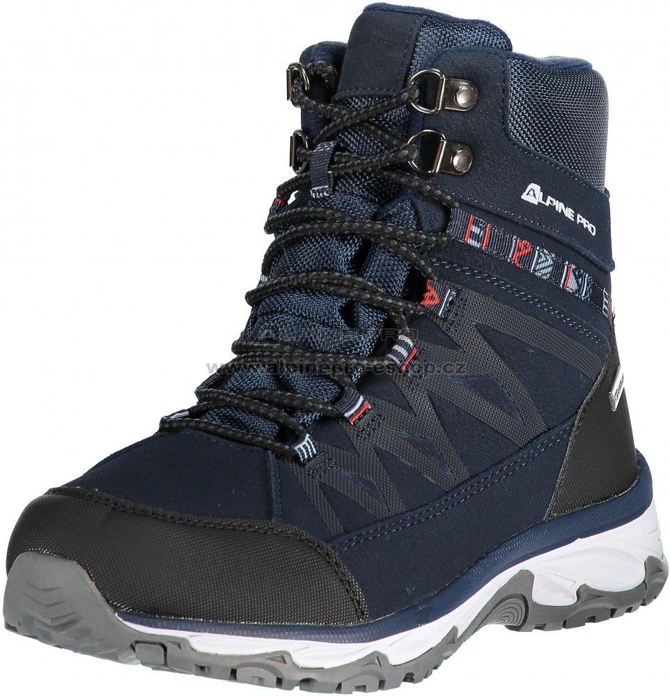 Dámská zimní obuv ALPINE PRO CAZA LBTM186 TMAVĚ MODRÁ velikost  EU ... 193adf1c26