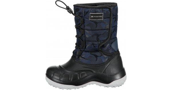 Dětská zimní obuv ALPINE PRO AMARO KBTM175 TMAVĚ MODRÁ velikost  EU 25    ALPINEPRO-ESHOP.cz f7e3080ac2