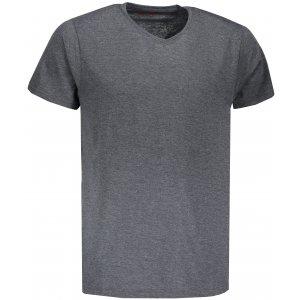 Pánské triko s krátkým rukávem ALPINE PRO SESH MTSN436 ČERNÁ