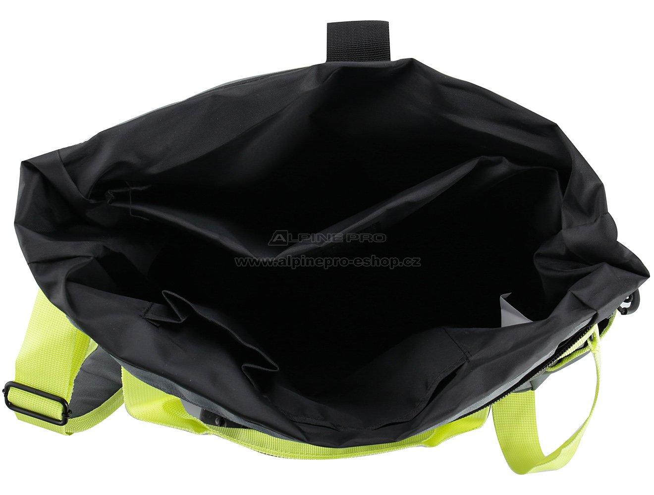 Dámská sportovní kabelka ALPINE PRO BOSEDE LBGN003 ŽLUTÁ velikost ... 517df9f979