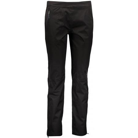 Dámské softshellové kalhoty ALPINE PRO OLWENA 2 LPAN255 ČERNÁ