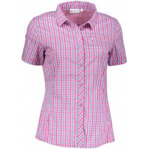 Dámská košile ALPINE PRO LURINA 3 LSHN019 RŮŽOVÁ