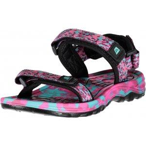 Dámské sandále ALPINE PRO BATHIALY UBTN167 RŮŽOVÁ