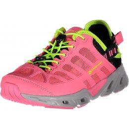 Dámské sportovní boty ALPINE PRO AFRIELY UBTN166 RŮŽOVÁ