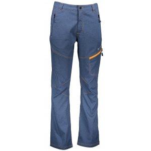 Pánské softshellové kalhoty ALPINE PRO CARB 3 MPAN331 MODRÁ